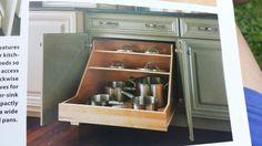 Cabinet color?