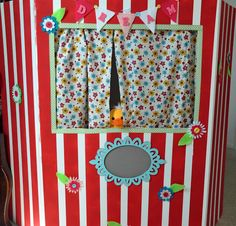 Puppet Theater Tutorial – Lesson Plans