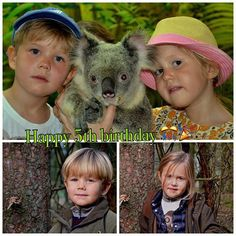 Happy 5th birthday New official pictures of Prince Vincent and Princess Josephine of Denmark, in occasion of their 5th birthday  #royaltwins #denmark #happybirthday #koala #princevincent #princessJosephine #5thbirthday  made by @royal_childeren