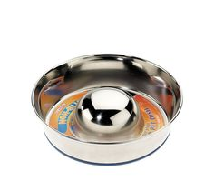 Caldex Classic Stainless Steel Non-Slip Slow Feeder, Small, 19 cm * Be sure to check out this awesome product. (This is an affiliate link and I receive a commission for the sales)