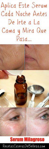 Crema Casera Anti Envejecimiento