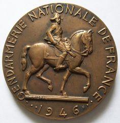 Gendarmería Nacional de Francia 1946