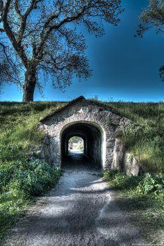 Den gamle tunnelen