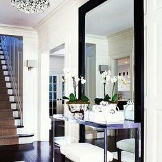 Mirror In Hallway mirror in hallway - home design