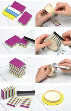 A tutorial for making a really funky box!