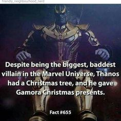 Follow for more #geektent all day everyday.  #Thanos is such a bad ass villain…