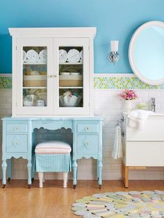 Bathroom Storage courtesy of BHG