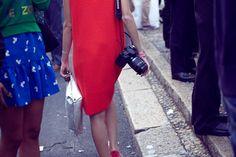 Streetstyle Fashion Week / Photo by Olivia da Costa