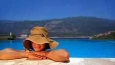 Ways to relax, unwind, and enjoy the Turkish Mediterranean. #Turkey #Kalkan #Holiday #Summer Get inspired here: http://www.theturquoisecollection.com/discover-kalkan/