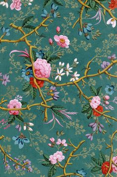 Marble End Paper Art Print by William Kilburn is part of Victorian wallpaper Marble End Paper Art Print by William Kilburn All prints are professionally printed, packaged, and shipped within 3 4 - Chinoiserie Wallpaper, Of Wallpaper, Flower Wallpaper, Wallpaper Backgrounds, Pattern Wallpaper, Vintage Wallpaper Patterns, Vintage Floral Wallpapers, Tapete Floral, Fabric Flowers