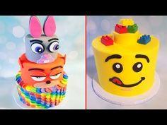 Amazing Cake Decorating Tutorial Compilation #114! Cake Style 2017 | Most Satisfying Cake Video - YouTube