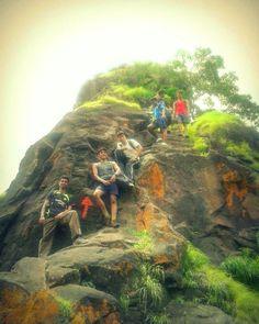 Full team at the Summit... #summit #onthetop #mountain #hills #incredibleindia #trek #naturelovers #nature #greens #outskirts #friends #team #adventure #forest #nature #sunrise #top #sunrise_sunsets_aroundworld #naturepics #fun #funtime #dayout #India #unexplored by photographyonthemove http://bit.ly/AdventureAustralia