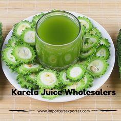 Karela Juice Wholesalers - We importersexporter.com suppliers, Wholesalers, Manufacturers of Karela juice. http://importersexporter.com/Bitter-guard-juice.aspx