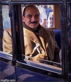 Hercule Poirot Agatha Christie