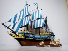 Alternative Imperial Flagship, nice one!