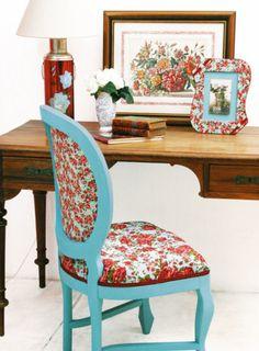 como reformar cadeira de madeira estilo europeu
