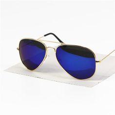 f38ba6e9aa FuzWeb New Pilot Sun glasses Man Classic UV400 Polarized Sunglasses For Men Women  Glasses Man
