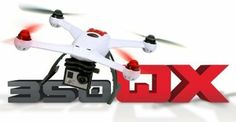Blade 350 QX GPS Guided Quad Copter RTF GO Pro Hero Bundle Deal - Price: $868.99