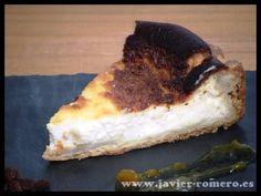 Tarta de queso mascarpone, receta casera - Cocina familiar
