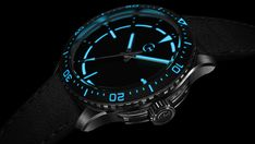 Watches, Accessories, Diving Watch, Leather Cord, Wristwatches, Clocks, Jewelry Accessories