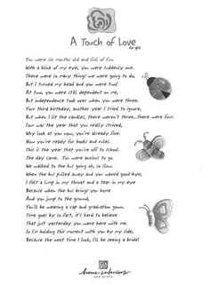 A poem for moms of girls. Brought a tear to my eye :'( Mom Poems, Daughter Poems, Mother Poems, Poems For Daughters, Graduation Poems, Mom I Miss You, Quotes To Live By, Life Quotes, Mother's Day Activities