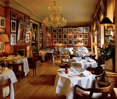 Harry's Bar 26, South Audley Street, London. The most comfortable place in London!