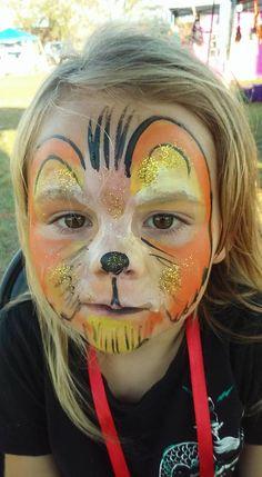 6e194a820 16 Best lion face paint images