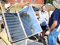 How to: Solar Heater Made of Soda Cans - CleanTechnica