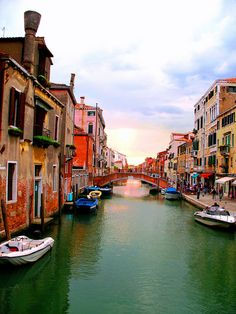 Italy [Venice] [I opted to not take a Gondola ride. I'll save that for another trip...with a boy. Preferably my husband. haha]
