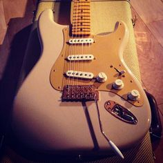 60th Anniversary Classic Player '50s Strat  #Strat60  #Strats http://fender.com/features/strat-60th/