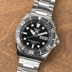 """Discover all the details about the Seiko """"Sea Urchin"""" SNZF Watch and learn about the best watches, boots and denim from the Men's Style enthusiast community on Massdrop."""