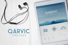 QARVIC Typeface Download Font + Unlimited downloads here: https://elements.envato.com/qarvic-typeface-QLW2D3?clickid=1fCQkq2kyQO-wDO1dqwtp0aWUkhzBNwlFR6w2A0&iradid=298927&utm_campaign=elements_af_361542&iradtype=ONLINE_TRACKING_LINK&irmptype=mediapartner&utm_medium=affiliate&utm_source=impact_radius&irgwc=1