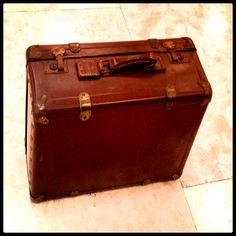 Mi nueva vieja maleta