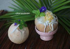 Ais Cream Kelapa / Coconut Ice Cream