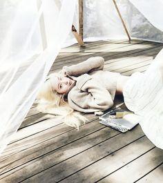 f(x) Krystal - Elle Magazine August Issue '14