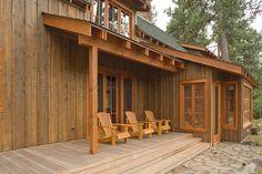 Custom Home Design, Black Butte Ranch, Oregon - see http://obsidianarchitecture.com/ for more!