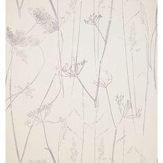BuyJohn Lewis Croft Collection Grasses Wallpaper, Clover Online at johnlewis.com