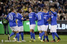 Juventus, prime prove di 4-3-2-1 per Allegri contro il Tottenham - http://www.maidirecalcio.com/2016/07/26/juventus-4-3-2-1-allegri-tottenham.html