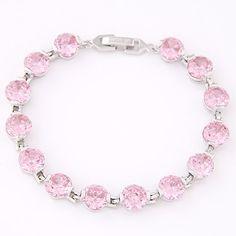 Pulsera Circonita  beads.us