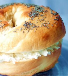 cream cheese and begal