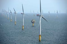Alternative Energie, Offshore Wind Farms, National Grid, Advantages Of Solar Energy, Alternative Energy Sources, Energy Industry, Energy Projects, Wind Power, Solar Power