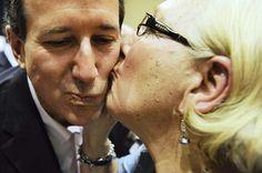Photo #69 #prezpix #prezpixrs election 2012 candidate:Rick Santorum publication: Los Angeles Times LA Times photographer: Patrick Smith Getty Images publication date: 3/20/12