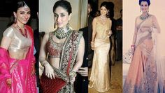 Top 10 Wedding Reception Looks Of Bollywood Brides That You Can Steal