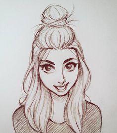 Little doodle on my lunch break #illustration #doodle #sketch #art #drawing #cameronmark