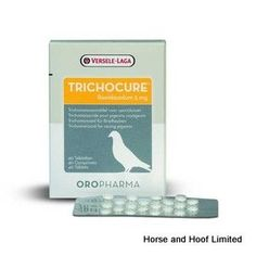 Versele Laga Trichocure Tablets For Pigeons x40 Versele Laga Trichocure Tablets are used for the treatment of…