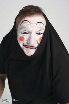 - Oh Robin Williams! Why didn't you ask for help? Suicide is so permanent and you go to hell! Life sucks sometimes, but it's never that bad! My father killed himself when I was a baby, so I know!