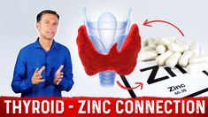 There is a really important missing factor in subclinical hypothyroidism— a zinc deficiency. Timestamps What is subclinical hypothyroidi. Thyroid Causes, Thyroid Hormone, Thyroid Disease, Thyroid Health, Autoimmune Disease, Palmer College Of Chiropractic, Doctor Of Chiropractic, Dr Eric Berg, Dr Berg