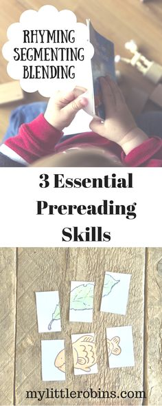 Even if you wait to start formal lessons, there are crucial prereading skills that you can work on. Pre Reading Activities, Reading Lessons, Reading Skills, Teaching Reading, Preschool Activities, Preschool Printables, Reading Resources, Education And Literacy, Literacy Skills