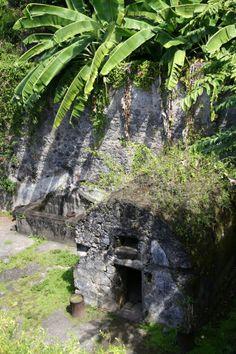 Cachot de Cyparis, Saint-Pierre, Martinique