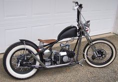 Motorcycles Denver: bobber motorcycle kits NOT TO BE CONFUSED WITH A REAL MOTORCYCLE